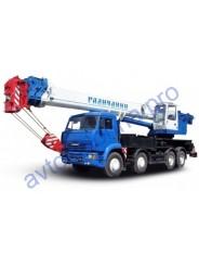 Аренда автокрана 32 тонны +7 (495) 015-01-26