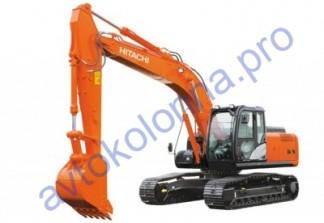 Аренда экскаваторов Hitachi +7 (495) 015-012-6