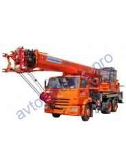 Аренда автокрана 25 тонн +7 (495) 015-012-6